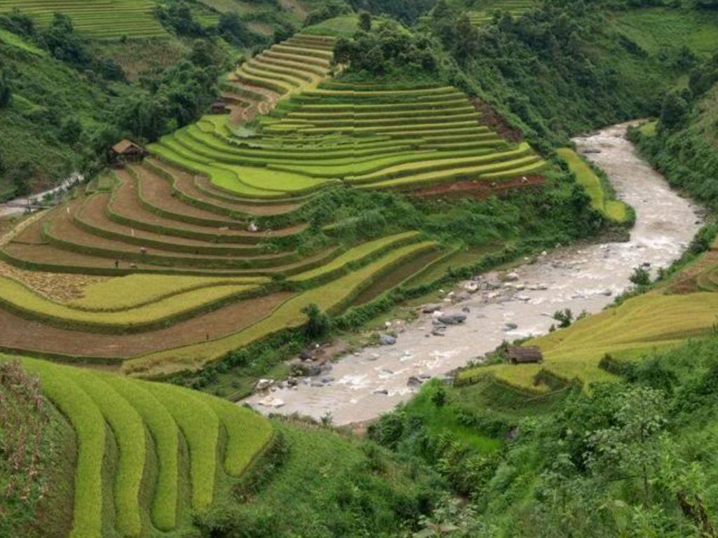 Sa Pa En Moto Por Indochina